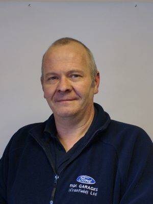 Neil Tipper - Parts Advisor