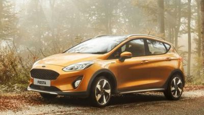 Available Now!!! The All-New Ford Fiesta Active