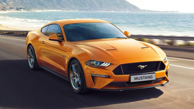 New Ford Mustang Available April 2018