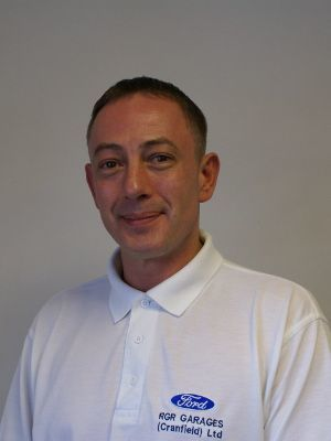 Mark Gooch - Accident Repair Centre Manager