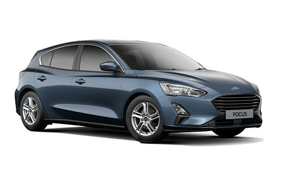 All New Ford Focus Zetec