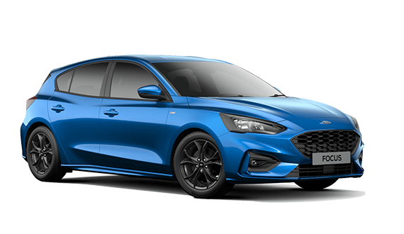 All New Ford Focus ST-Line