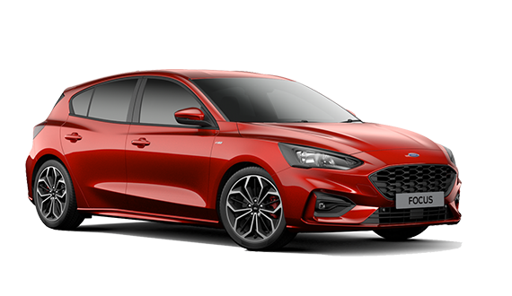 All New Ford Focus ST-Line X