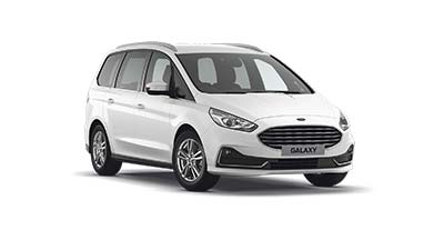 Ford Galaxy - Available In Frozen White