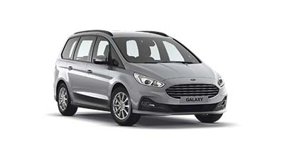 Ford Galaxy - Available In Moondust Silver
