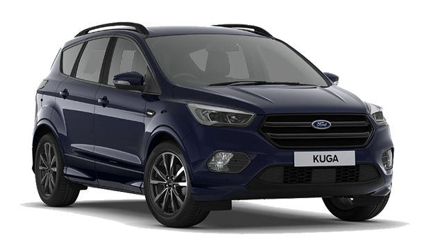 Ford Kuga - Blazer Blue