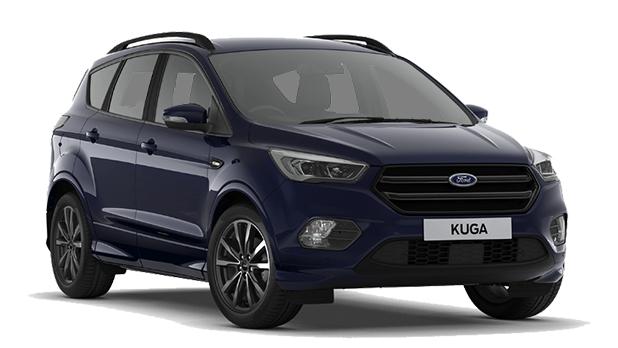 new ford kuga in bedford bedfordshire rgr garages. Black Bedroom Furniture Sets. Home Design Ideas