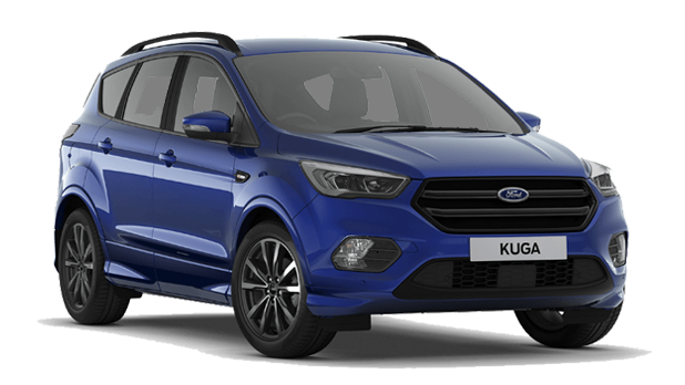 Ford Kuga - Deep Impact Blue