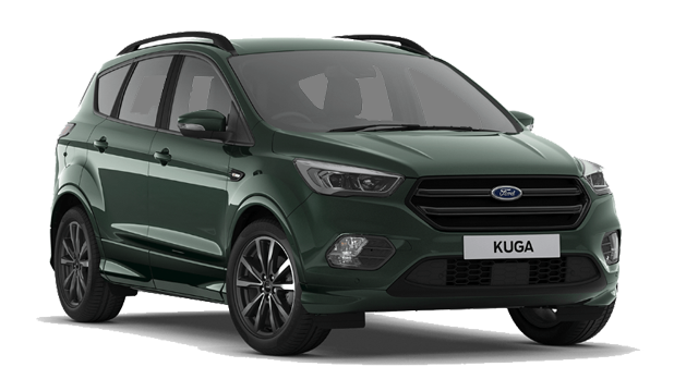 Ford Kuga - Green Instinct