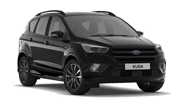 Ford Kuga - Shadow Black