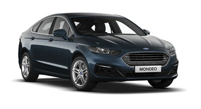 Ford Mondeo - Available In Chrome Blue
