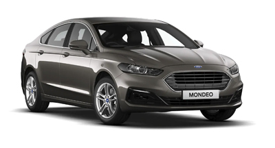 Ford Mondeo - Available In Diffused Silver