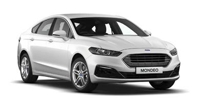 Ford Mondeo - Available In White Platinum