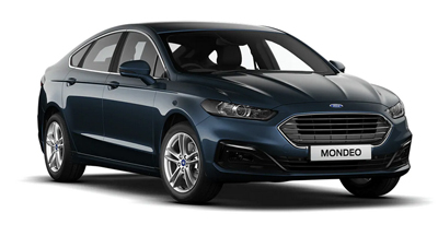Ford Mondeo Hybrid - Available In Chrome Blue