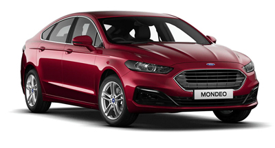 Ford Mondeo Hybrid - Available In Ruby Red