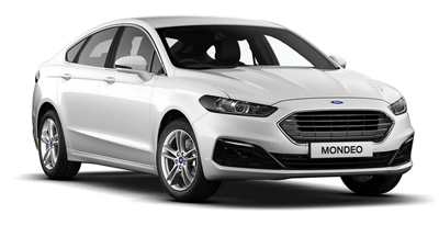 Ford Mondeo Hybrid - Available In White Platinum